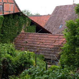 Lienzingen, alter Ortsteil