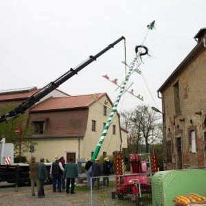 Marienbaum in Großpösna
