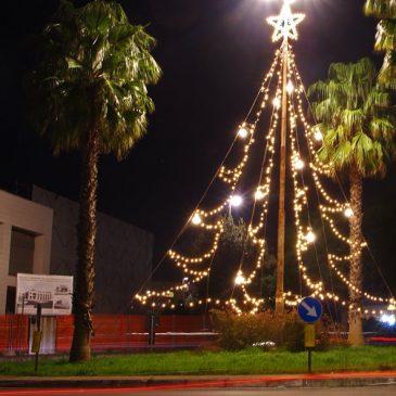 Weihnacht in Ostuni/Apulien