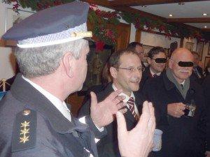 Polizeireform: Staatsminister Markus Ulbig (2. v. li.) bei der Innenministerkonferenz 2009 in Bremen