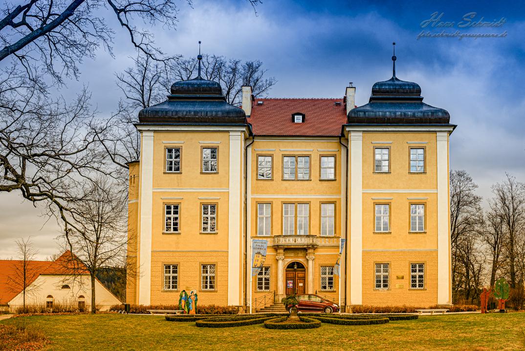 Schloss Lomnitz