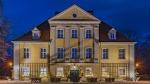 Lomnitz, Kleines Schloss (sog. Witwenschloss) mit Hotel