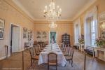 Das Speisezimmer im Schloss (Museum)